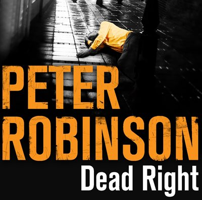 Book cover for Dead Right