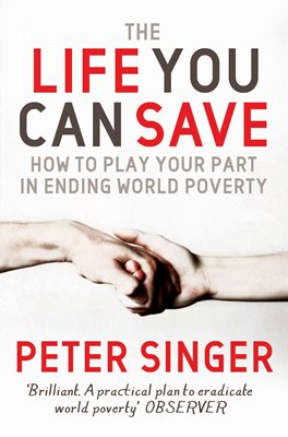 Book cover for The Life You Can Save