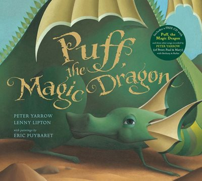 Book cover for Puff, the Magic Dragon