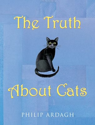 Book cover for The Truth About Cats (PB)