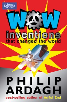 Book cover for Wow! Inventions