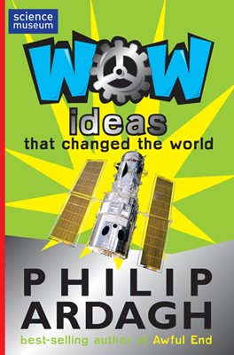 Book cover for Wow! Ideas that changed the world
