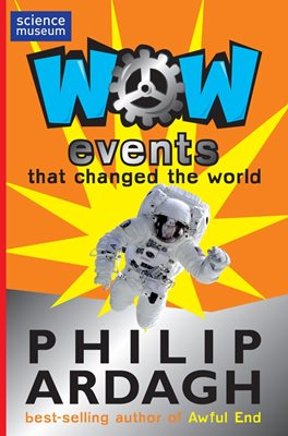 Book cover for Wow! Events that changed the world