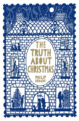 Book cover for The Truth About Christmas