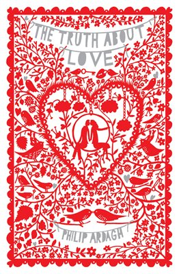 Book cover for The Truth About Love