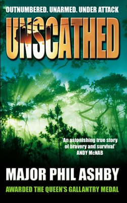 Book cover for Unscathed