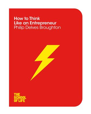 Book cover for How to Think Like an Entrepreneur