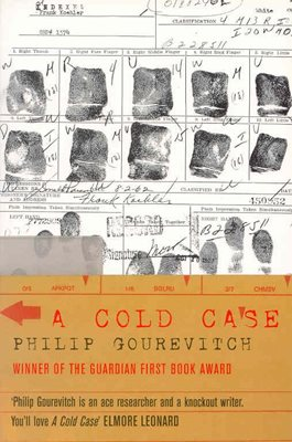 Book cover for A Cold Case