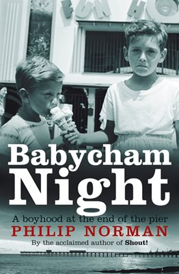 Book cover for Babycham Night