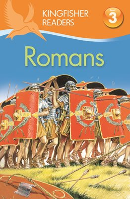 Book cover for Kingfisher Readers: Romans (Level 3...