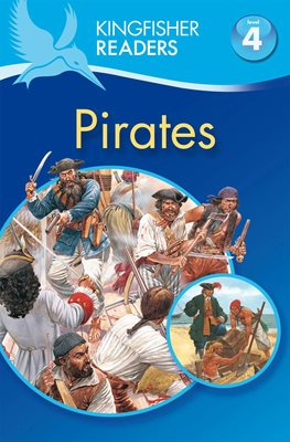 Book cover for Kingfisher Readers: Pirates (Level 4:...