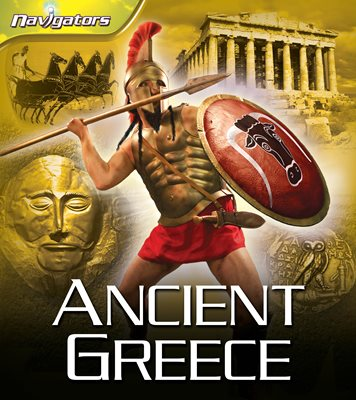 Book cover for Navigators: Ancient Greece