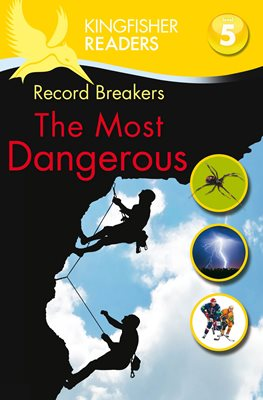 Book cover for Kingfisher Readers: Record Breakers -...