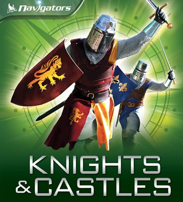 Book cover for Navigators: Knights and Castles