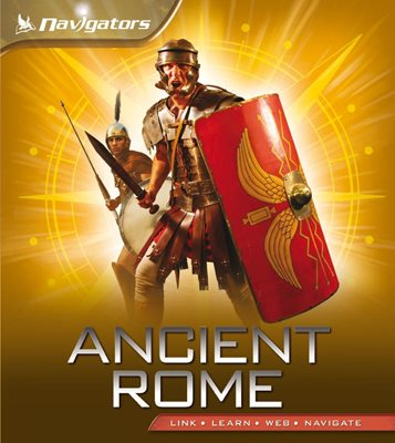 Book cover for Navigators: Ancient Rome