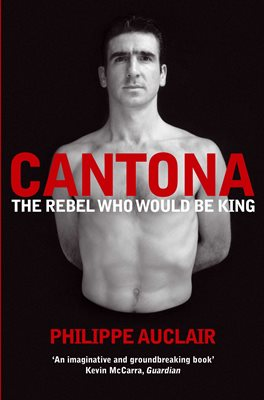 Book cover for Cantona
