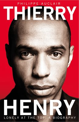 Book cover for Thierry Henry