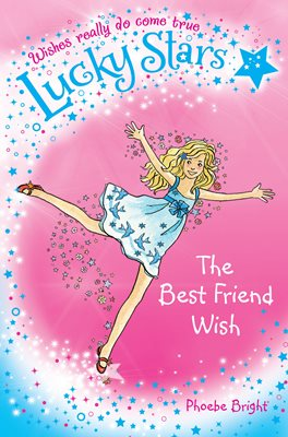 Book cover for Lucky Stars 1: The Best Friend Wish