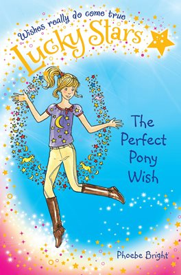 Book cover for Lucky Stars 2: The Perfect Pony Wish