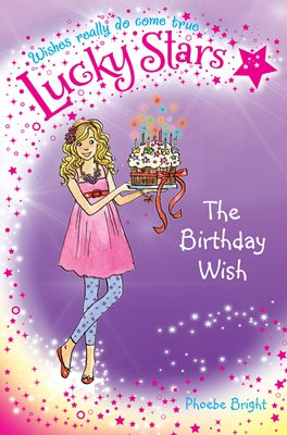 Book cover for Lucky Stars 4: The Birthday Wish