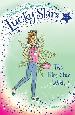 Book cover for Lucky Stars 5: The Film Star Wish