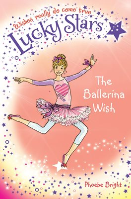 Book cover for Lucky Stars 6: The Ballerina Wish