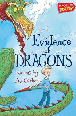 Book cover for Evidence of Dragons