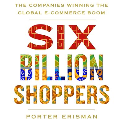 Book cover for Six Billion Shoppers