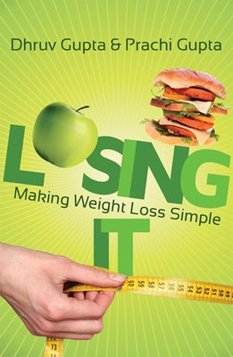 Book cover for Losing It! Making Weight Loss Simple