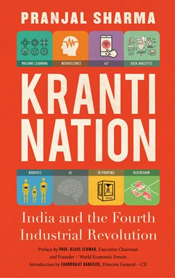 Book cover for Kranti Nation