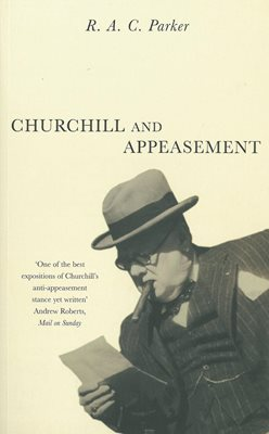 Book cover for Churchill & Appeasement