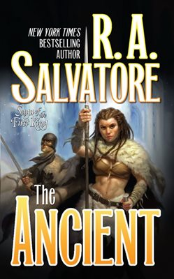 Book cover for The Ancient