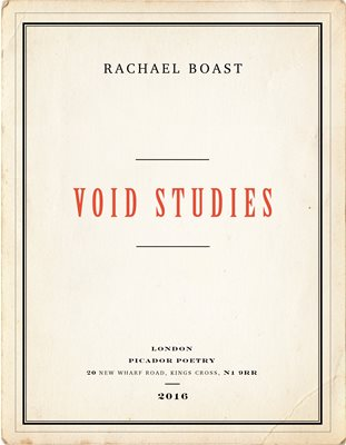 Book cover for Void Studies