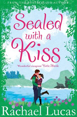 Book cover for Sealed With A Kiss