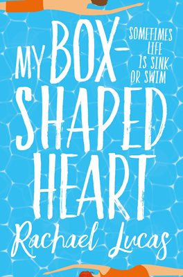 Book cover for My Box-Shaped Heart