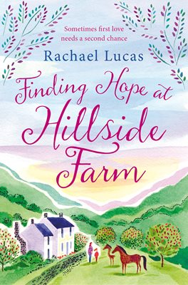 Book cover for Finding Hope at Hillside Farm