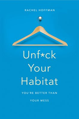 Book cover for Unf*ck Your Habitat
