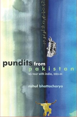 Book cover for Pundits from Pakistan