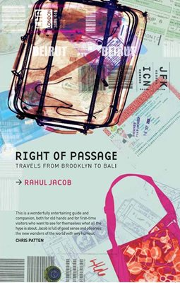 Book cover for Right of Passage