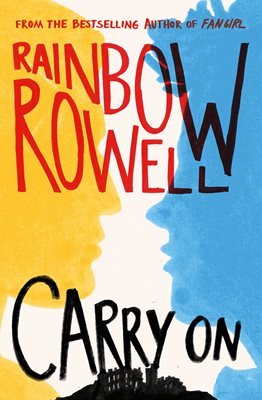 Book cover for Carry On
