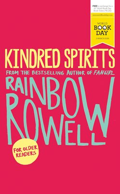 Book cover for Kindred Spirits