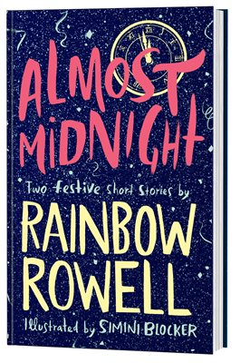 Book cover for Almost Midnight: Two Festive Short...