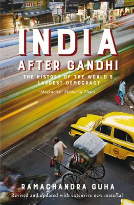 Book cover for India After Gandhi