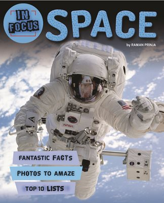 Book cover for In Focus: Space