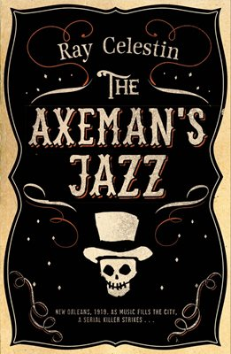 Book cover for The Axeman's Jazz