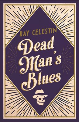 Book cover for Dead Man's Blues
