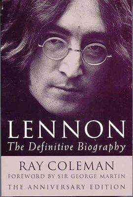 Book cover for Lennon