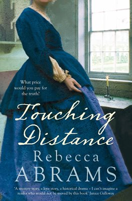 Book cover for Touching Distance