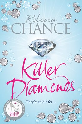 Book cover for Killer Diamonds