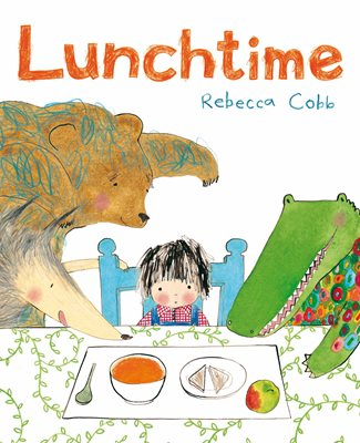Book cover for Lunchtime